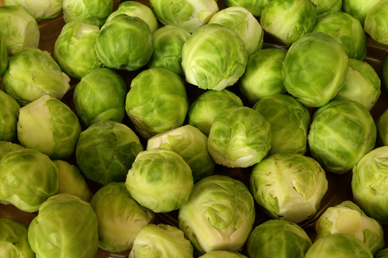 Brussels sprouts_Pixabay