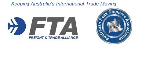 Australian Peak Shippers Association Inc
